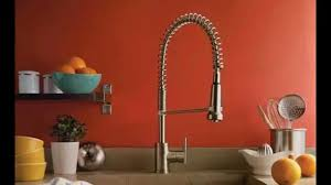 danze parma single handle pre rinse faucet stainless steel youtube