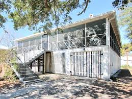 Raised Beach House by Enjoy A Piece Of History Stay In A Historical Home Tybee