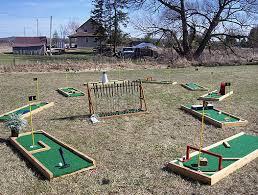 Backyard Golf Hole by Inventory Allison U0027s Fun Inc