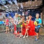 SONGKRAN: Family, Renewal and Water Fights for the Thai New Year.