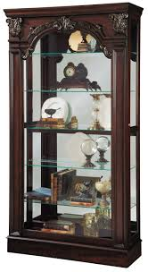 curio cabinet jcpenney furniture clearance curio