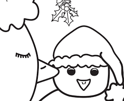 xmas themed coloring pages picturesque color pages of christmas