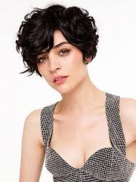 20 lovely wavy u0026 curly pixie styles short hair popular haircuts