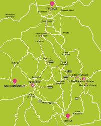 Tuscany Map Tuscany Travel Map Tuscany Plane