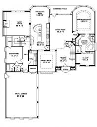 4 bedroom 2 bath house plans home planning ideas 2017