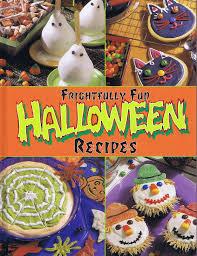 frightfully fun halloween recipes kathy photographer sanders