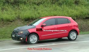 Flagra: Volkswagen Gol reestilizado chegará ao mercado em março ...