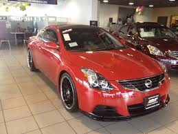 Nissan Altima Nismo - dealer spotlight 66 motor vehicle performance stillen garage