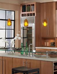 Wine Rack Kitchen Island by Majestic Kitchen Island Pendant Lighting Bars With Amber Glass