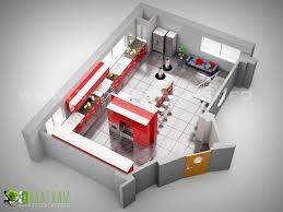 3d Floor Plans by Studio Kitchen 3d Floor Plan Design Sydeny Australia Plantas