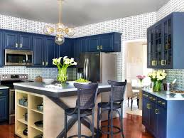 apartments delightful blue gray kitchen cabinets seasons home