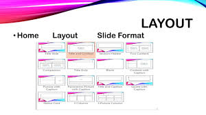 powerpoint vocabulary slide a single page of a presentation in a 3 layout home layout slide format