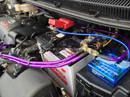 nissan almera vs proton persona voltage stabilizer and grounding cable effect myth and fact