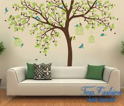 Tree Decal For Nursery Wall by Country Wall Decals For Nursery Color The Walls Of Your House