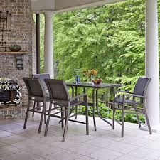 Patio Furniture Counter Height Table Sets - outdoor counter height furniture counter chairs and counter tables