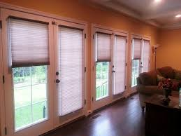 blinds for french doors in the glass interior french doors to