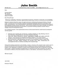 Marketing Executive Cover Letter   sales and marketing cover letter happytom co