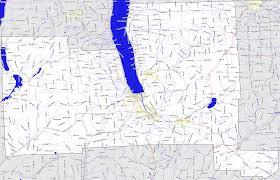 New York County Map by Landmarkhunter Com Schuyler County New York