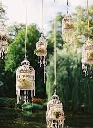 Shabby Chic Wedding Reception Ideas by Best 10 Birdcage Wedding Decor Ideas On Pinterest Birdcage