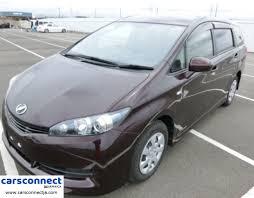 toyota wish 2012 toyota wish 2 19m neg cars connect jamaica