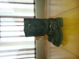 real biker boots black loblan biker boots size 5 real leather hardly worn