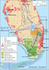 Large Map Of Florida by Florida Bay Wikipedia