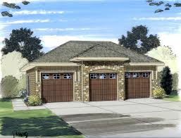 House Plans With 3 Car Garage by Garage Plan 44060 At Familyhomeplans Com