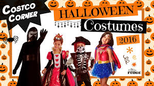 Family Of 3 Halloween Costume by Halloween Costumes Costco 2016 Kids All The Details Youtube