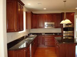 granite countertop ikea kitchen cabinets white cement tile