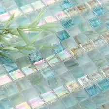 Mosaic Tiles For Kitchen Backsplash Beautiful Crystal Glass Tile For Bathroom Wall Tiles And Kitchen