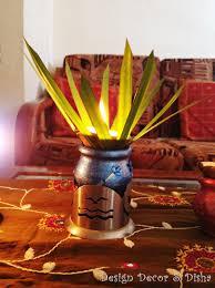 Diwali Decoration In Home Design Decor U0026 Disha Diwali Craft U0026 Home Decor Inspiration Ii