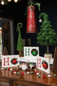 Homemade Christmas Decorations by 294 Best Diy Christmas Decor Images On Pinterest Christmas Ideas