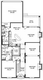 french country 4 bedroom house plans house design plans