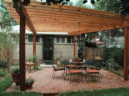 Outdoor Patio With Roof by 13 Free Pergola Plans You Can Diy Today