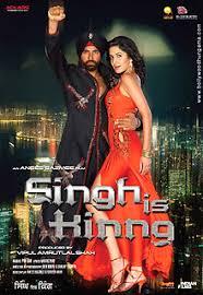 Singh Is King (2008) Eng Sub – Hindi Movie BluRay