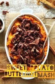 popular thanksgiving recipes butternut squash sweet potato casserole minimalist baker recipes