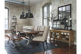 Ranimar Dining Room Bench Ashley Furniture HomeStore - Ashley furniture dining table with bench