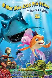 Assistir Filmes Na Net – O Mar Não Está prá Peixe: Tubarões à Vista