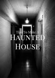 tips to make a haunted house clever housewife