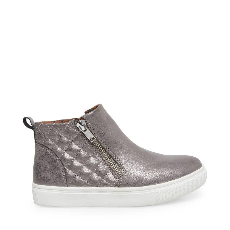 Steve Madden Jreggie Leather Sneaker, 3