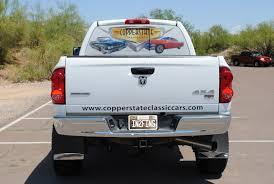 Dodge Ram Cummins Mega Cab - 2007 dodge ram 2500