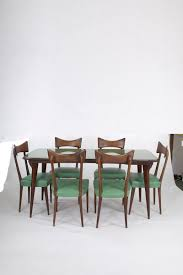vintage italian dining set 1950s for sale at pamono