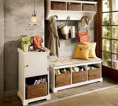 Ikea Wicker Baskets by Entryway Design With Storage Bench Also Creative Wicker Basket