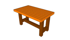 outdoor table plans myoutdoorplans free woodworking plans and