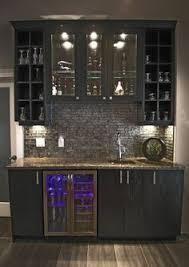 Home Bar Designs Pictures Contemporary Contemporary Home Basement Bar It U0027s A Man U0027s Cave Pinterest