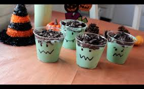 Easy Treats For Halloween Party by Easy Halloween Diy Party Ideas Youtube