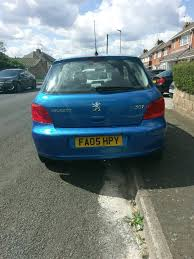 peugeot 307 1 6 blue petrol manual in sandwell west midlands