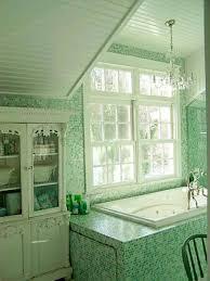 Green Tile Backsplash by Green Mosaic Tiles Tags Green Tile Bathroom Best Tile For