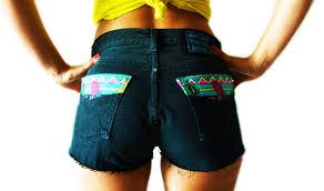 Daisy Duke Shorts Clothing Pistache Girls 5 Redux Pants Girls Cute Denim Shorts