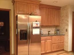 maple cabinets new england kitchen renovation